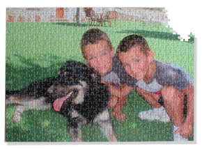 Personalized puzzles500 piecespieces